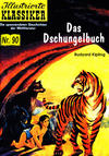 Cover for Illustrierte Klassiker [Classics Illustrated] (Norbert Hethke Verlag, 1991 series) #90 - Das Dschungelbuch