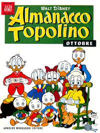 Cover Thumbnail for Almanacco Topolino (Arnoldo Mondadori Editore, 1957 series) #34
