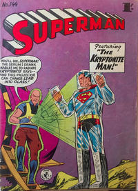 Cover Thumbnail for Superman (K. G. Murray, 1947 series) #144
