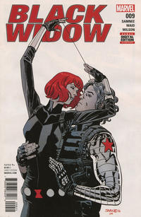 Cover Thumbnail for Black Widow (Marvel, 2016 series) #9