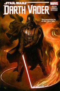 Cover Thumbnail for Star Wars: Darth Vader (Marvel, 2016 series) #1