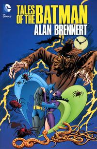 Cover Thumbnail for Tales of the Batman: Alan Brennert (DC, 2016 series)
