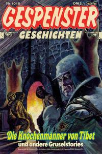 Cover Thumbnail for Gespenster Geschichten (Bastei Verlag, 1974 series) #1018
