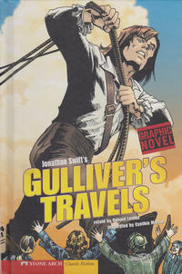 Cover Thumbnail for Gulliver's Travels (Capstone Publishers, 2008 series)
