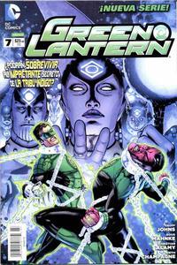 Cover Thumbnail for Green Lantern (Editorial Televisa, 2012 series) #7