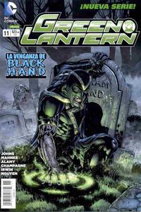 Cover Thumbnail for Green Lantern (Editorial Televisa, 2012 series) #11