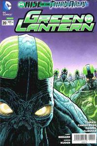 Cover Thumbnail for Green Lantern (Editorial Televisa, 2012 series) #20