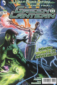 Cover Thumbnail for Green Lantern (Editorial Televisa, 2012 series) #23