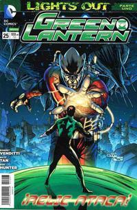 Cover Thumbnail for Green Lantern (Editorial Televisa, 2012 series) #25