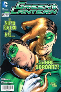 Cover Thumbnail for Green Lantern (Editorial Televisa, 2012 series) #29