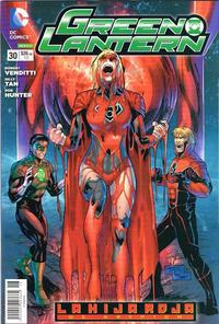 Cover Thumbnail for Green Lantern (Editorial Televisa, 2012 series) #30