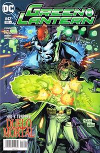 Cover Thumbnail for Green Lantern (Editorial Televisa, 2012 series) #42