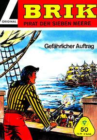 Cover Thumbnail for Brik (Lehning, 1962 series) #50