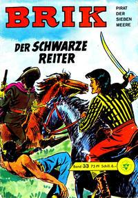 Cover Thumbnail for Brik (Lehning, 1962 series) #33