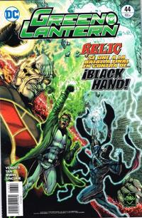 Cover Thumbnail for Green Lantern (Editorial Televisa, 2012 series) #44