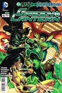 Cover Thumbnail for Green Lantern (Editorial Televisa, 2012 series) #15
