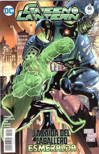 Cover Thumbnail for Green Lantern (Editorial Televisa, 2012 series) #46