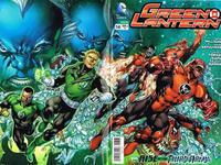 Cover Thumbnail for Green Lantern (Editorial Televisa, 2012 series) #14