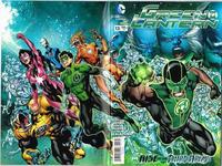 Cover Thumbnail for Green Lantern (Editorial Televisa, 2012 series) #13