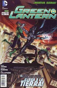 Cover Thumbnail for Green Lantern (Editorial Televisa, 2012 series) #12