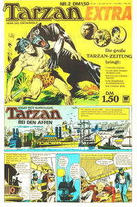 Cover Thumbnail for Tarzan Extra (BSV - Williams, 1972 series) #2