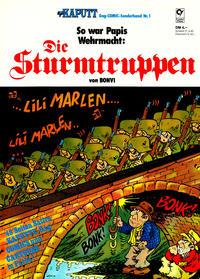 Cover Thumbnail for Die Sturmtruppen (Condor, 1978 series) #1