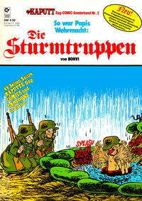 Cover Thumbnail for Die Sturmtruppen (Condor, 1978 series) #2