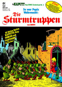 Cover Thumbnail for Die Sturmtruppen (Condor, 1978 series) #3