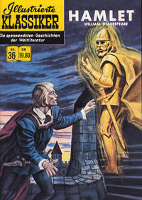 Cover Thumbnail for Illustrierte Klassiker [Classics Illustrated] (Norbert Hethke Verlag, 1991 series) #36 - Hamlet