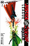 Cover Thumbnail for Justice League vs. Suicide Squad (2017 series) #2 [Amanda Conner Variant Cover]