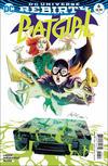 Cover for Batgirl (DC, 2016 series) #6 [Rafael Albuquerque Cover]