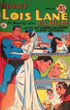 Cover for Giant Lois Lane Album (K. G. Murray, 1964 ? series) #6