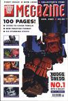 Cover for Judge Dredd Megazine (Egmont Fleetway Ltd, 2001 series) #1