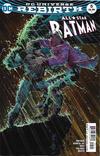 Cover for All Star Batman (DC, 2016 series) #5 [John Romita Jr. Cover Variant]