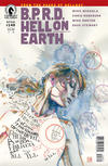 Cover for B.P.R.D. Hell on Earth (Dark Horse, 2013 series) #140 [David Mack Variant Cover]