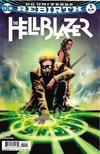 Cover for Hellblazer (DC, 2016 series) #5 [John Cassaday Cover Variant]