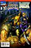Cover for Ghost Rider / Ballistic (Top Cow / Marvel, 1997 series) #1