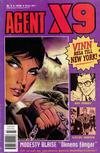 Cover for Agent X9 (Egmont, 1997 series) #3/1998