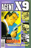 Cover for Agent X9 (Egmont, 1997 series) #12/1999