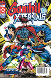 Cover for Gambit & The X-Ternals (Marvel, 1995 series) #1 [Newsstand]