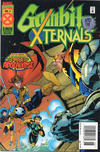 Cover Thumbnail for Gambit & The X-Ternals (1995 series) #4 [Newsstand Edition]