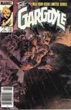 Cover for Gargoyle (Marvel, 1985 series) #1 [Newsstand Edition]