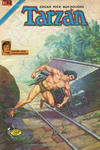Cover for Tarzan Serie Avestruz (Editorial Novaro, 1975 series) #123