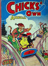 Cover for Chicks' Own Annual (Amalgamated Press, 1952 ? series) #1954