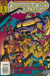 Cover for Gargoyles (Marvel, 1995 series) #1 [Newsstand Edition]