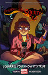 Cover for The Unbeatable Squirrel Girl (Marvel, 2015 series) #2 - Squirrel You Know It's True