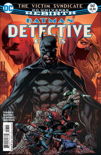 Cover Thumbnail for Detective Comics (DC, 2011 series) #947