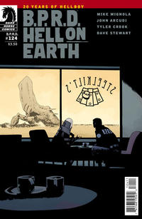 Cover Thumbnail for B.P.R.D. Hell on Earth (Dark Horse, 2013 series) #124