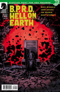 Cover Thumbnail for B.P.R.D. Hell on Earth (Dark Horse, 2013 series) #122