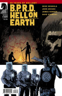 Cover Thumbnail for B.P.R.D. Hell on Earth (Dark Horse, 2013 series) #125